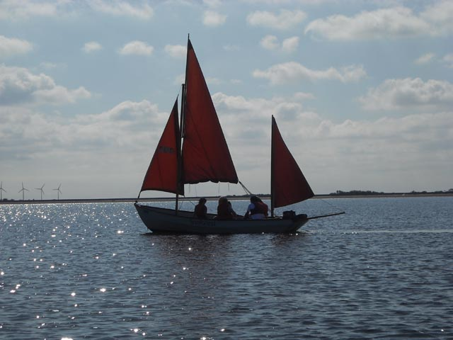 Flag Grimsby Sailing