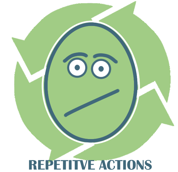 repetative actions